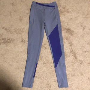 Gymshark color block leggings
